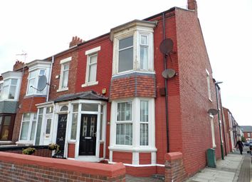 Thumbnail 2 bed flat for sale in Mowbray Road, South Shields