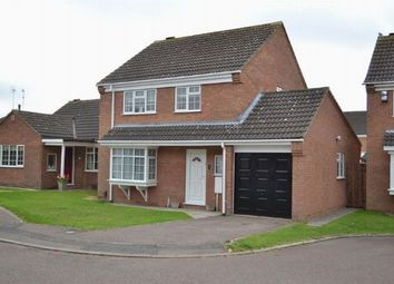 Thumbnail 4 bed detached house for sale in Becket Way, Spinney Hill, Northampton