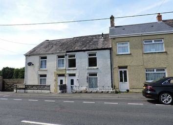 Thumbnail 2 bed terraced house for sale in Glynderi, Glanamman, Ammanford