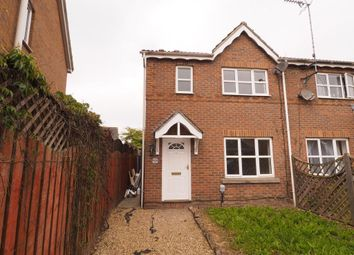 Thumbnail 3 bedroom end terrace house for sale in Mast Drive, Victoria Dock, Hull, East Yorkshire