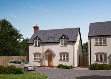 Thumbnail 3 bed detached house for sale in Tilstock Lane, Tilstock, Whitchurch