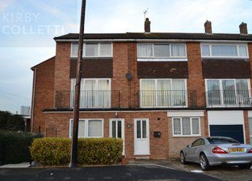 Thumbnail 2 bedroom maisonette to rent in Stoneleigh Drive, Hoddesdon