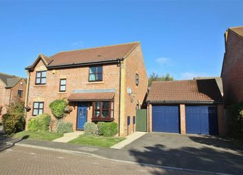 Thumbnail 4 bedroom detached house for sale in Penmon Close, Monkston, Milton Keynes