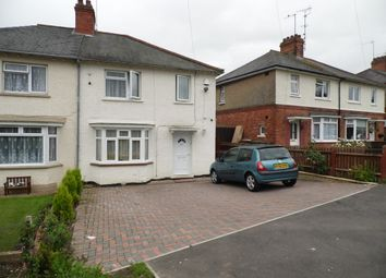 Thumbnail 3 bed semi-detached house for sale in Irchester Road, Rushden