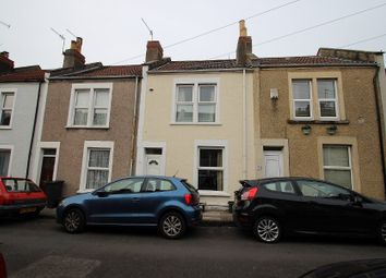 Thumbnail 2 bed terraced house for sale in Maidstone Street, Victoria Park, Bristol