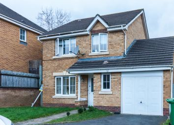 Thumbnail 3 bed detached house for sale in Thorne Way, Cardiff