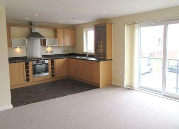 Thumbnail 2 bedroom flat to rent in Cwrt Afon Lliedi, Pentre Doc Y Gogledd, Llanelli, Carmarthenshire.