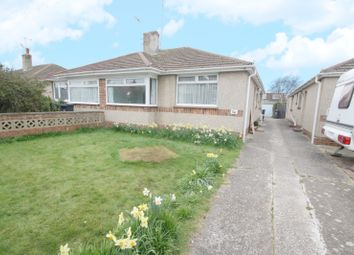 Thumbnail 2 bed bungalow to rent in Wembley Avenue, Lancing