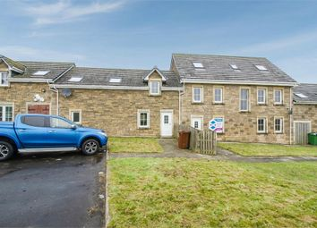 Thumbnail 3 bedroom town house for sale in Forrest Road, Salsburgh, Shotts, North Lanarkshire