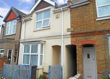 Thumbnail 2 bedroom terraced house for sale in Belmont Road, Westgate-On-Sea, Kent