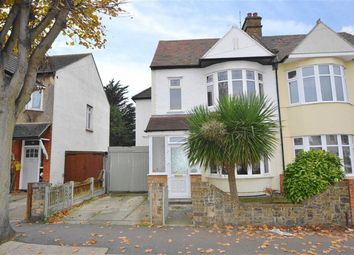 Thumbnail 3 bedroom semi-detached house for sale in Lyme Road, Southend-On-Sea