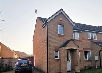 Thumbnail 3 bedroom property to rent in Vyner Close, Thorpe Astley, Braunstone, Leicester
