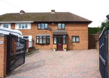 Thumbnail 3 bed semi-detached house for sale in Springfields, Coleshill, Birmingham