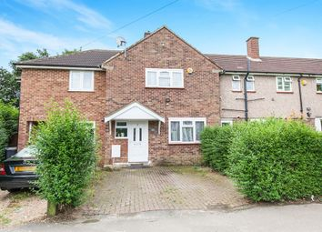 Thumbnail 2 bed terraced house for sale in Norway Drive, Wexham, Slough
