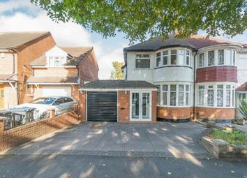 Thumbnail 3 bed semi-detached house for sale in Horrell Road, Birmingham, West Midlands