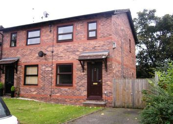 Thumbnail 2 bed semi-detached house to rent in Lukesland Avenue, Penkhull, Stoke-On-Trent