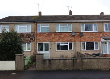 Thumbnail 3 bedroom terraced house for sale in Stanshawe Crescent, Yate, Bristol