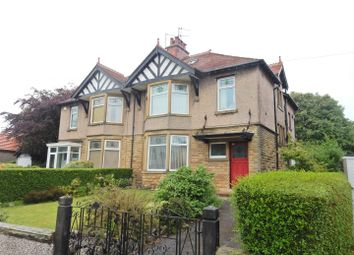 Thumbnail 4 bed semi-detached house for sale in Norton Road, Heysham, Morecambe