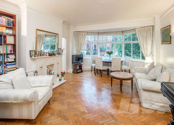 Thumbnail 3 bed flat for sale in Eton Court, Eton Avenue, Belsize Park