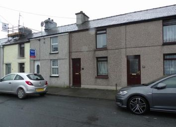 Thumbnail 2 bedroom terraced house for sale in Chapel Street, Porthmadog, Gwynedd