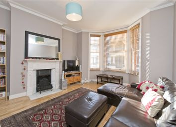 Thumbnail 2 bed flat to rent in Elmhurst Mansions, Edgeley Road, London