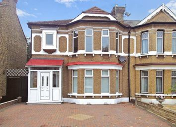 Thumbnail 3 bedroom end terrace house for sale in Nelson Road, London