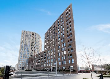 Thumbnail 2 bed flat to rent in Delancey Apartments, Manhattan Plaza, Canary Wharf