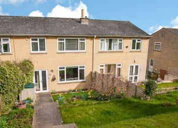 Thumbnail 3 bed terraced house for sale in Marshfield Way, Bath