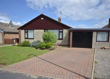 Thumbnail 4 bed detached bungalow for sale in Orchard Way, Thorpe Willoughby, Selby