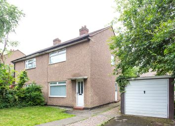 Thumbnail 2 bedroom semi-detached house for sale in Woodnook Drive, Leeds, West Yorkshire