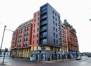 Thumbnail 1 bed flat for sale in Howard Street, Glasgow