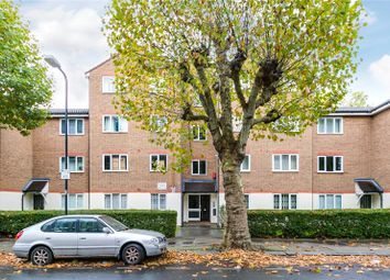 Thumbnail 1 bed flat for sale in Redwood Court, Christchurch Avenue, London