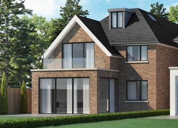 Thumbnail 5 bed detached house for sale in The Glade, Fetcham, Leatherhead
