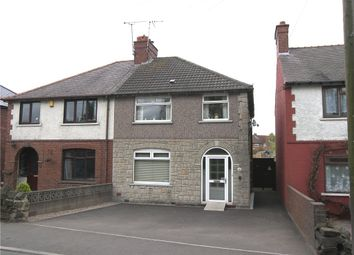 Thumbnail 3 bed semi-detached house for sale in Kilburn Lane, Belper