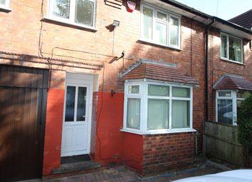 3 bed terraced house to rent in Bracebridge Road, Erdington, Birmingham B24