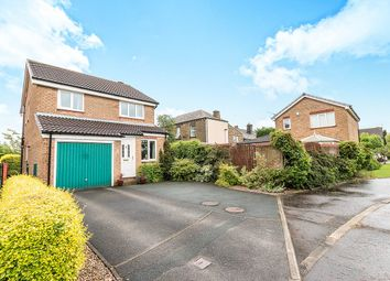 Thumbnail 3 bed detached house for sale in Yardley Way, Low Moor, Bradford