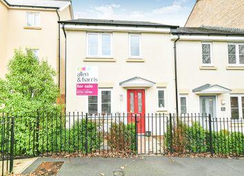 Thumbnail 3 bed end terrace house for sale in Walkinshaw Road, Swindon