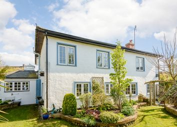 Thumbnail 4 bed detached house for sale in Woodford Valley, Salisbury