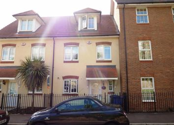 Thumbnail 3 bed property to rent in Caspian Way, Purfleet