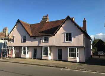 Thumbnail End terrace house for sale in Grangewood Cottages, High Street, Kelvedon, Colchester