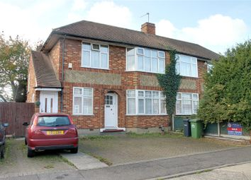 Thumbnail 2 bed maisonette for sale in Arlington Crescent, Waltham Cross, Hertfordshire