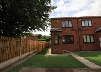 Thumbnail 2 bed semi-detached house to rent in Queen Margarets Close, Brotherton, Knottingley