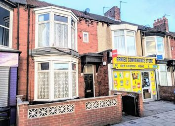 Thumbnail 3 bedroom terraced house for sale in Kings Road, North Ormesby, Middlesbrough, .
