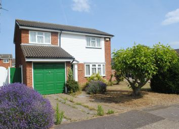 Thumbnail 4 bed detached house for sale in Aylesbeare, Shoeburyness, Essex