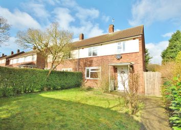 Thumbnail 3 bed semi-detached house for sale in Wellin Lane, Edwalton