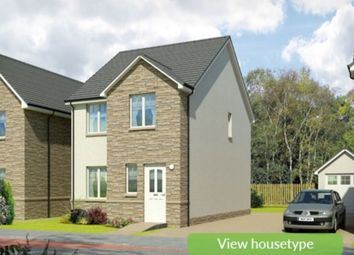Thumbnail 3 bed detached house for sale in The Views Oakley Road, Saline, Dunfermline