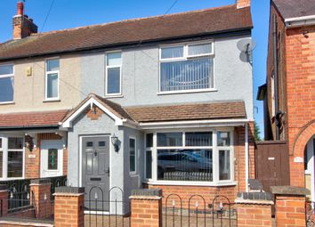 Thumbnail 3 bed semi-detached house for sale in Knightthorpe Road, Loughborough