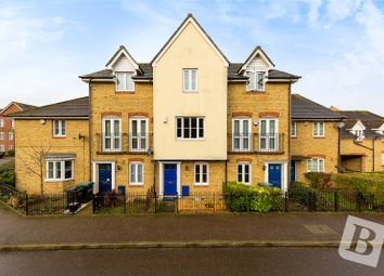 Thumbnail 3 bed terraced house for sale in Covesfield, Gravesend, Kent