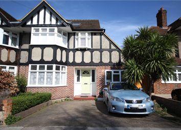 Thumbnail 5 bedroom semi-detached house to rent in Montrose Avenue, Twickenham