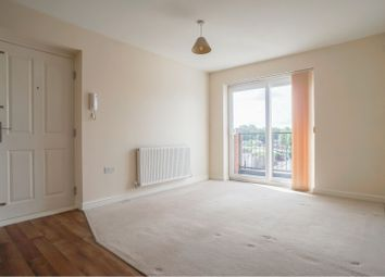 Thumbnail 1 bed flat for sale in Finings Court, Burton-On-Trent